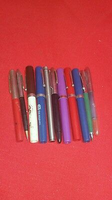 Sheaffer pen lot fountains and others