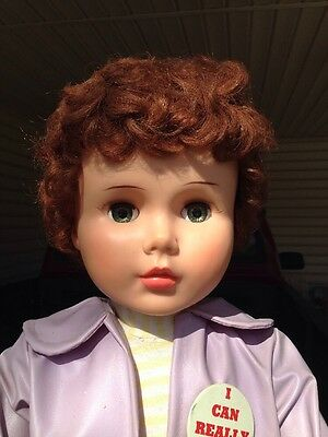 "Playpal Doll Type Honey Mate Horsman 35 "" 36"""
