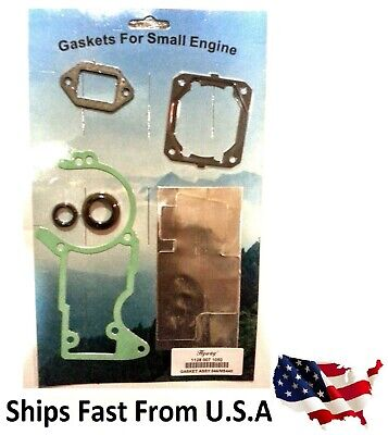 Gasket set Fits Stihl 044 MS440 with oil seals