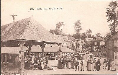 CAILLY - Le Marché