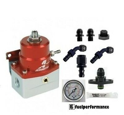 AEROMOTIVE A1000 Fuel Pressure Regulator DIY Kit - MITSUBISHI EVO EVOLUTION