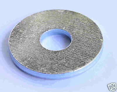 100 Wood construction slices DIN 440 Type r galvanized 9 mm for M8