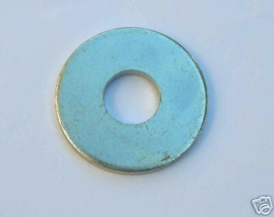 200 large Washers DIN 9021 10,5 mm for M10