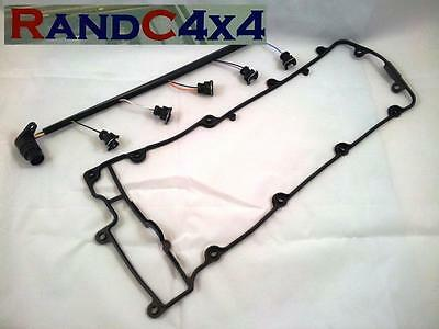 Land Rover Defender TD5 Rocker cover gasket & Injector Wiring Loom Harness to 01