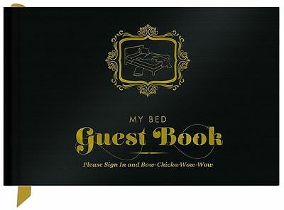 Bedroom Guest Book