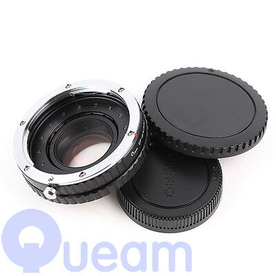 Adjustable Aperture Focal Reducer Speed Booster Adapter Canon EF Lens to M4/3