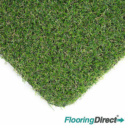 Artificial Grass - 16mm Cheap Lawn -  Realistic Green - Astro Turf 2m & 4m Wide!