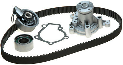 Engine Timing Belt Kit with Water Pump GATES TCKWP284A