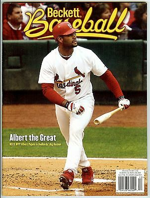 Beckett Baseball Card Magazine - December 2004