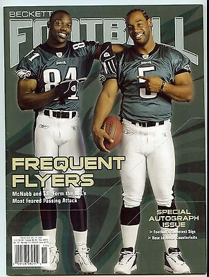 Beckett Football Card Magazine - November 2004