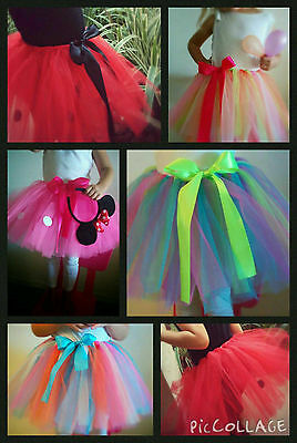 Ballet Girls Tutu Skirt Fun Costume Dance and Party Skirt for Kids and Toddlers.