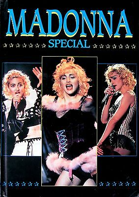 Madonna * Vintage 1992 'special' Annual * Htf! * Grandreams * Blonde Ambition