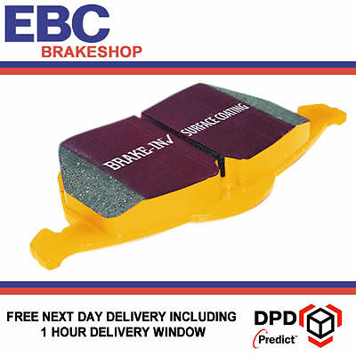 EBC YellowStuff Brake Pads for LAND ROVER Range Rover  DP42068R