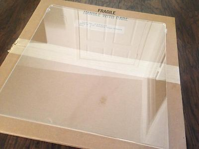 "24 x 24"" Clear Acrylic Sign Holder Frame"