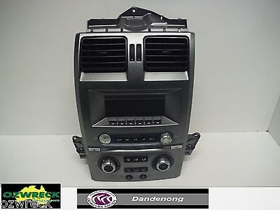 Ford Falcon Icc Climate Control Cd Player Ba To Bf Cd Player Climate Control