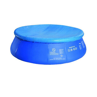 Bestway 10Ft-Foot Fast Set Garden Round Inflatable Swimming Paddling Pool Cover