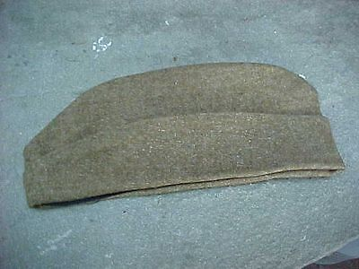 Original Wwi Us Overseas Cap