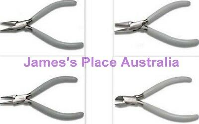 Heavy Duty Pliers - White Grip - various styles