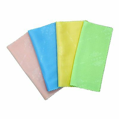 10 PCS of Square Glasses Camera Lens Screen Cellphone Cleaner Cleaning Cloth