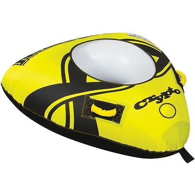 DEVOCEAN Crypto Tube ring water ski watersport funsport towable boat inflatable