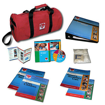 PADI EFR First Aid Instructor Adult/Child Manual/C Pack