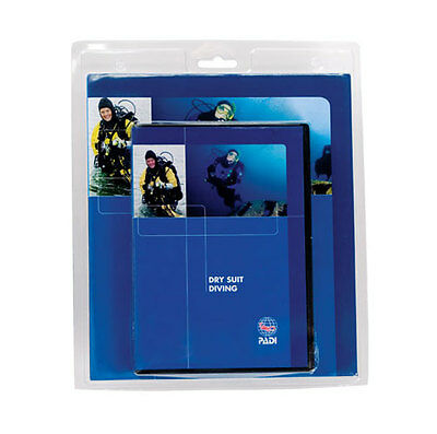 PADI Dry Suit Speciality - Manual - DVD - Crewpack