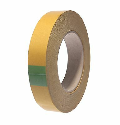 25mm,50mm,75mm Removable Double Sided PVC Adhesive Tape x 25M 4405 Free P&P