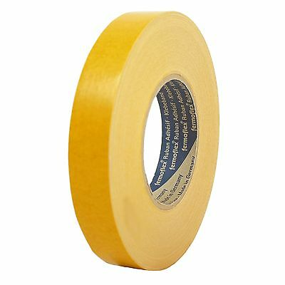 25mm,50mm Double Sided Carpet Adhesive Tape x 50M 1435 Free P&P