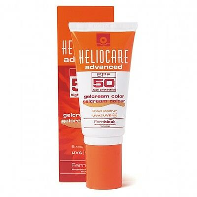 Heliocare Gelcream SPF 50 Tinted Brown 50ml