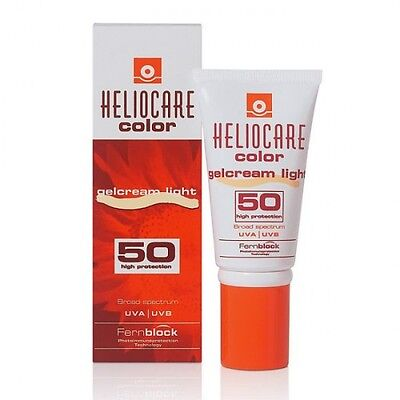 Heliocare Gelcream SPF 50 Tinted Light 50ml