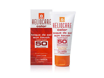 Heliocare Hydragel Sun Touch SPF50 50ml