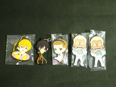 Anohana Rubber Strap set