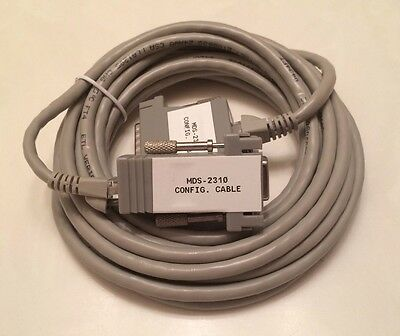 GE MDS-2310 Radio Configuration and Diagnostic Cable
