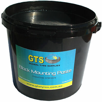 Premium BLACK Tyre Mounting Paste / BLACK Bead WAX /  5kg - Made in Germany