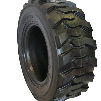 1 - 14 PLY NEW ROAD WARRIOR SKID STEER TIRES 12X16.5 Skid Steer Tires 12-16.5