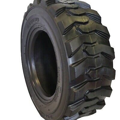 12X16.5 14 Ply New Road Warrior Skid Steer Tires For Bobcat 12-16.5