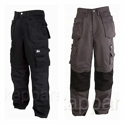 Mens Himalayan Iconic Workwear Cargo Combat Work Trousers Snickers Style Pants