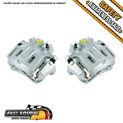 Rear OE Brake Calipers Pair Ford Excursion F250 F350 Super Duty Pickup 4WD RWD