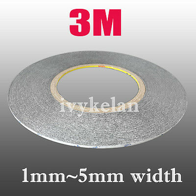 50M Phone Screen Strong Adhesive Sticker 3M 9448 9448AB Black double sided tape