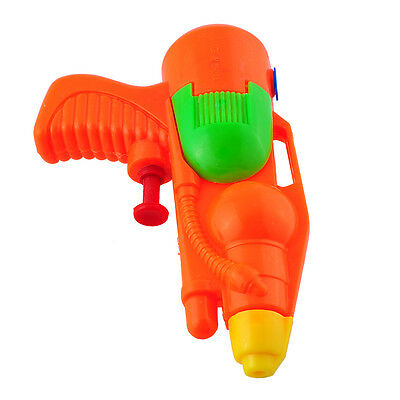 New Mini Plastic Pressure Water Gun Pistol For Children/Kids Favorite
