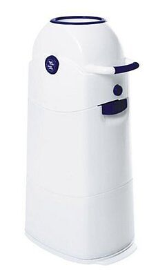 Diaper Champ, Odourless Diaper / Nappy Pail System, 3051M - Medium, Blue