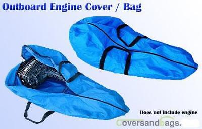 Boat Outboard Motor Cover / Carry bag for 2-10 hp engines