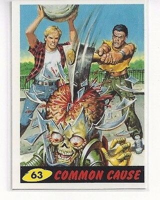 1994 Topps Mars Attacks Base Series #63 - Common Cause
