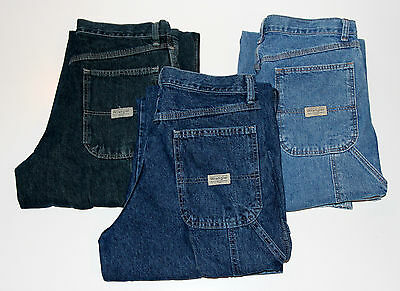 New Wrangler Men's Carpenter Jeans All sizes Three Colors Free Shipping