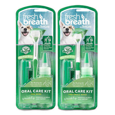 Tropiclean Oral Care Kit FreeShipping (Sold Individually)