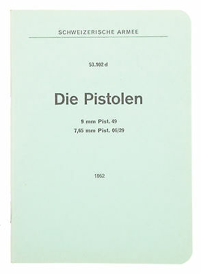 Manuals gun parts hunting sporting goods page 3 picclick luger and sig m49 die pistolen original swiss manual for 0629 german language publicscrutiny Choice Image