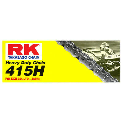 Rk Chain 415H-120L-H/duty Suit Minibike - Dirt Bike