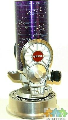 "Vintage Collectible 1966 Questar 3.5"" Telescope Quartz Optics"