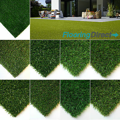 Artificial Grass, Quality Astro Turf, Cheap, Realistic Green Lawn Natural Garden