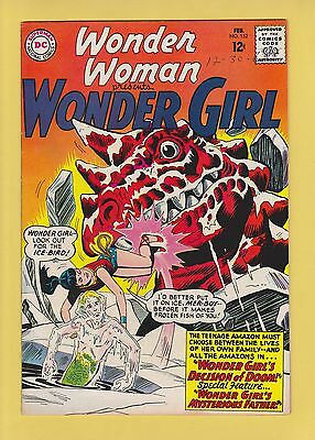 Wonder Woman #152  Near Mint- (9.2) - **tough To Find In High Grade**